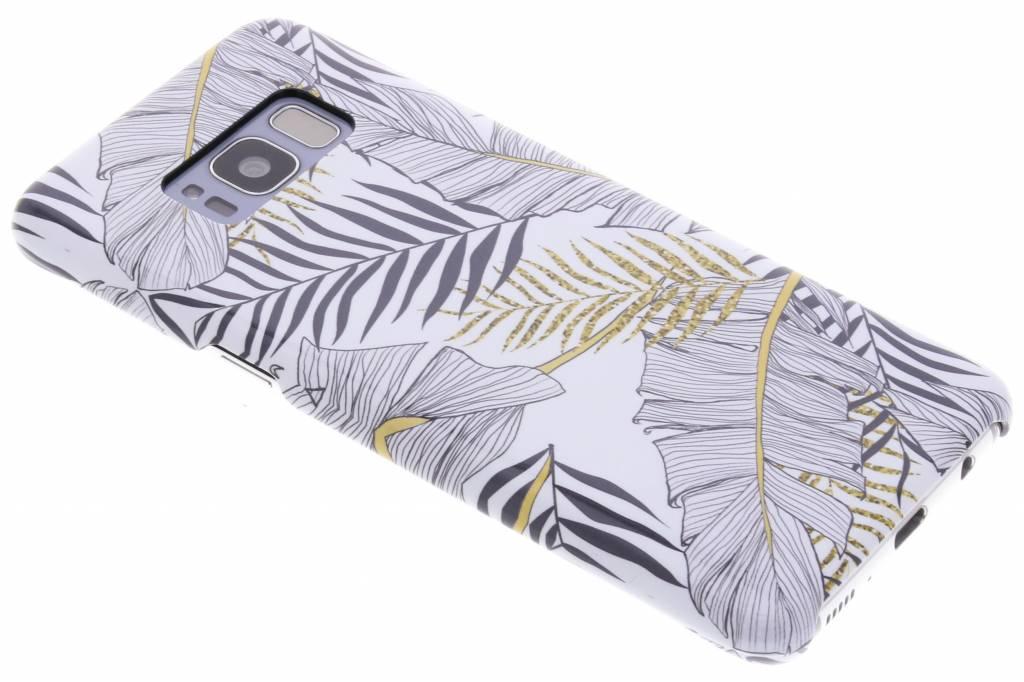 Selencia Botanic Passion Hard Case voor de Samsung Galaxy S8
