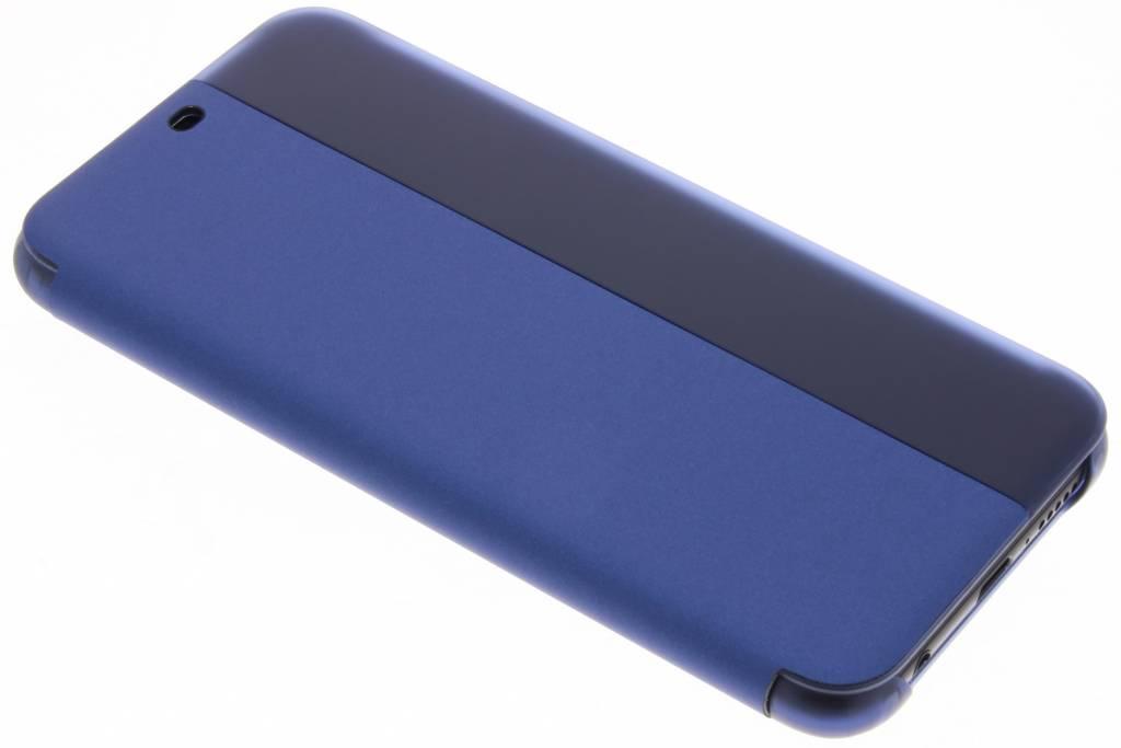 Huawei Blauwe Smart View Flip Cover voor de P20 Lite
