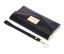 Valenta Zwart Wallet Classic Gloss iPhone 5 / 5s / SE