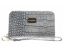 Valenta Grijs Universele Luxury Handbag Snake Glam