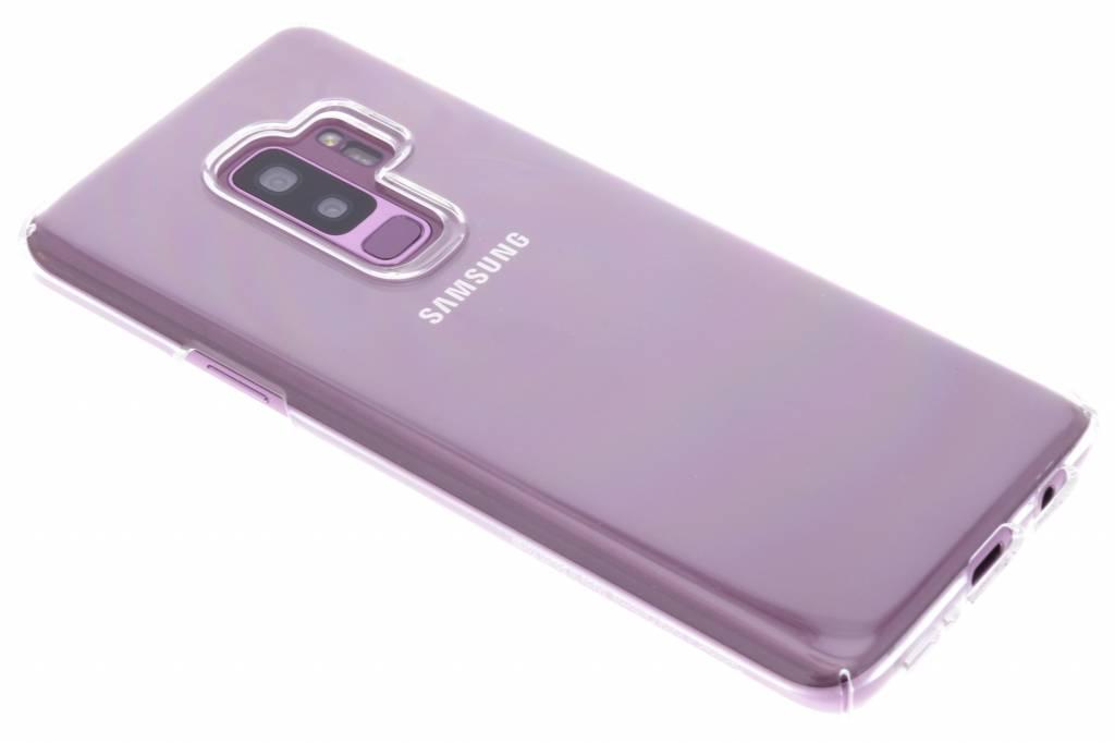 Transparante Thin Fit™ Hardcase voor de Samsung Galaxy S9 Plus
