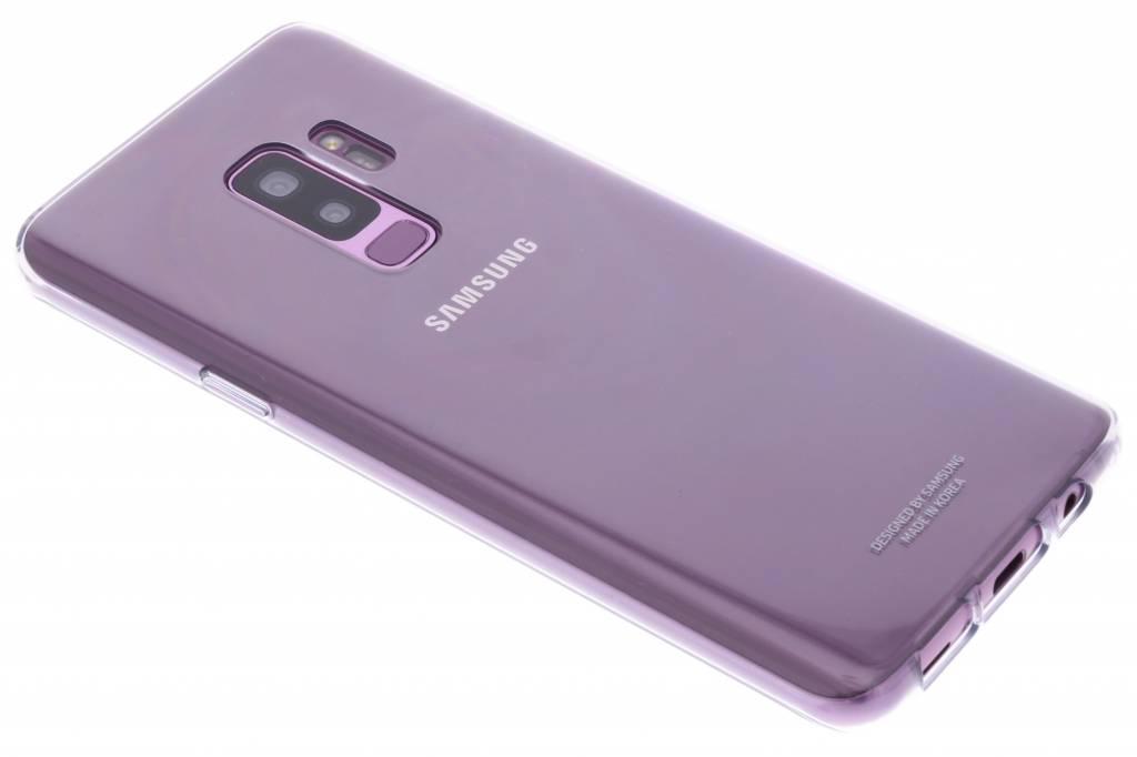 Transparante Clear Cover voor de Galaxy S9 Plus