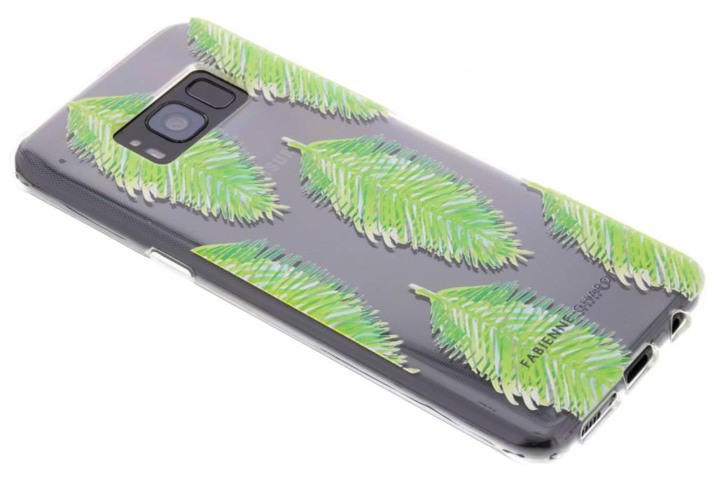Fabienne Chapot Blue Lagoon Softcase voor de Samsung Galaxy S8