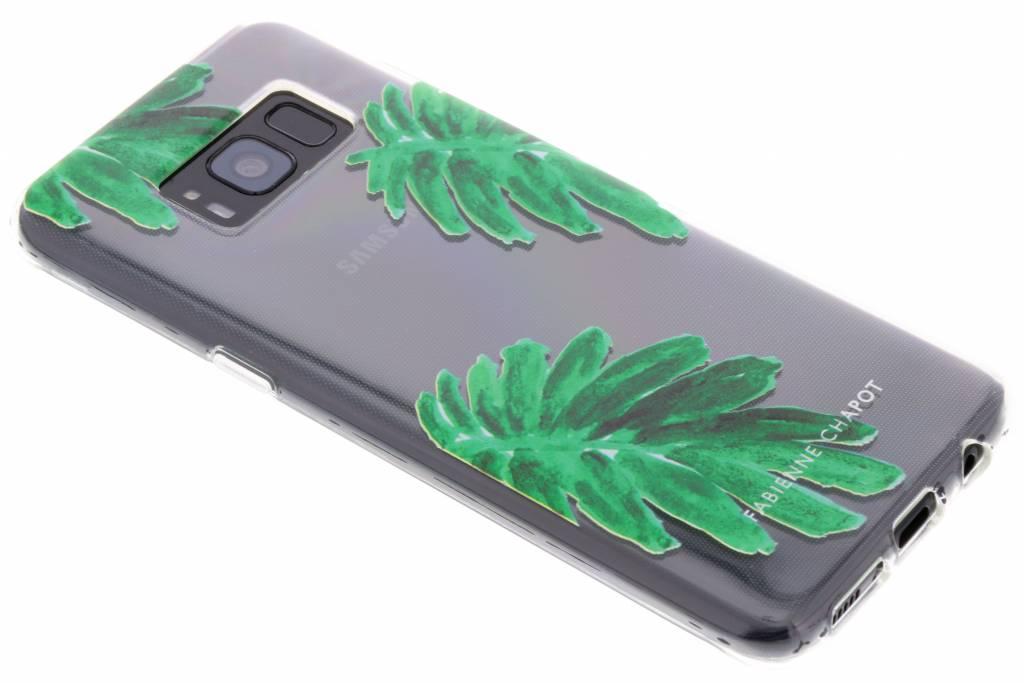 Fabienne Chapot Citrus Leaf Softcase voor de Samsung Galaxy S8