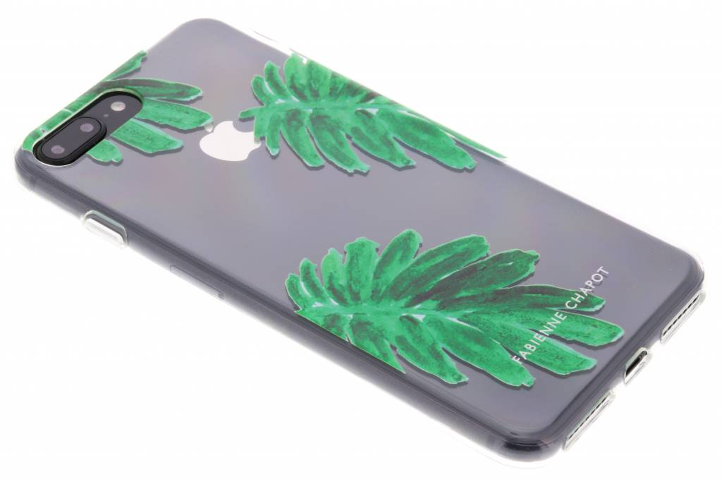 Fabienne Chapot Citrus Leaf Softcase voor de iPhone 8 Plus / 7 Plus