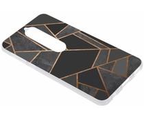 Design TPU hoesje Nokia 6.1