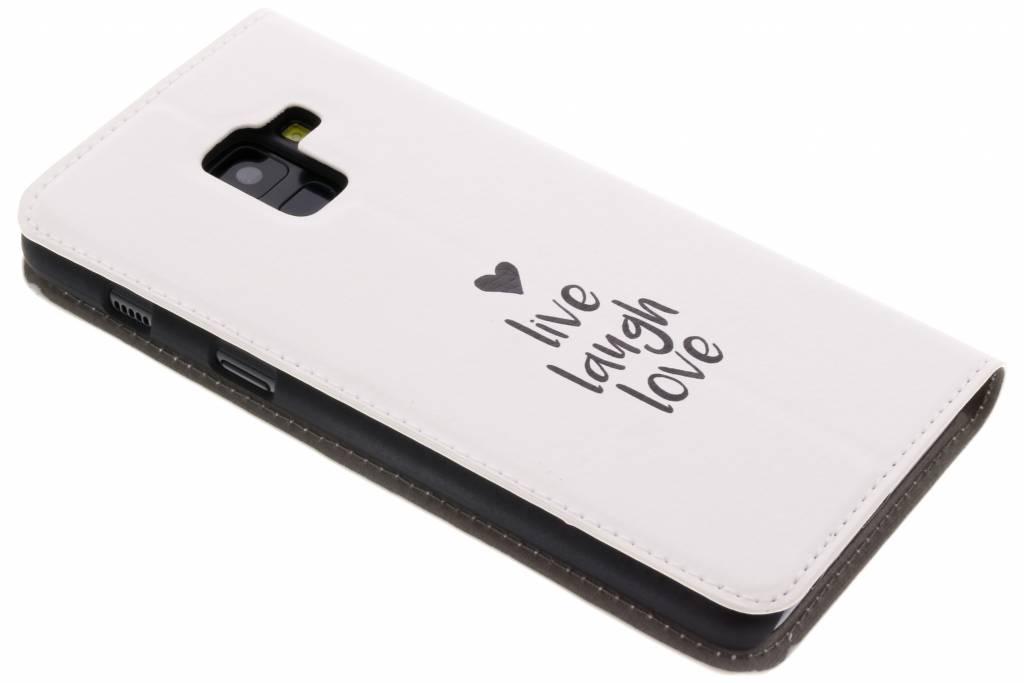 Cas Lamour Design Silicone Pour Samsung Galaxy A8 (2018) YDVI3