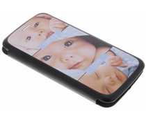 Huawei Nova 2 gel booktype hoes ontwerpen (eenzijdig)