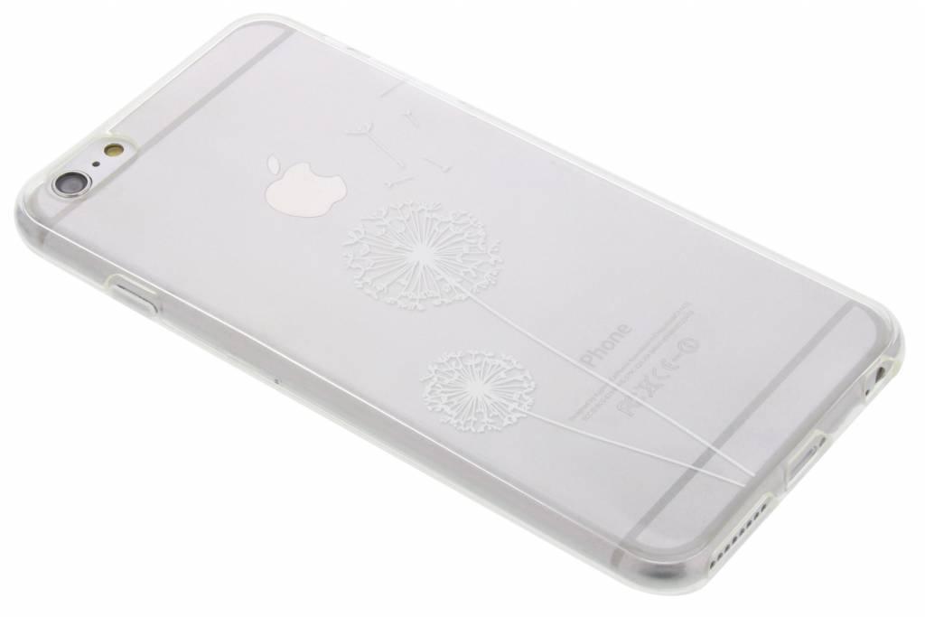 Paardenbloem transparant festival TPU hoesje voor de iPhone 6(s) Plus