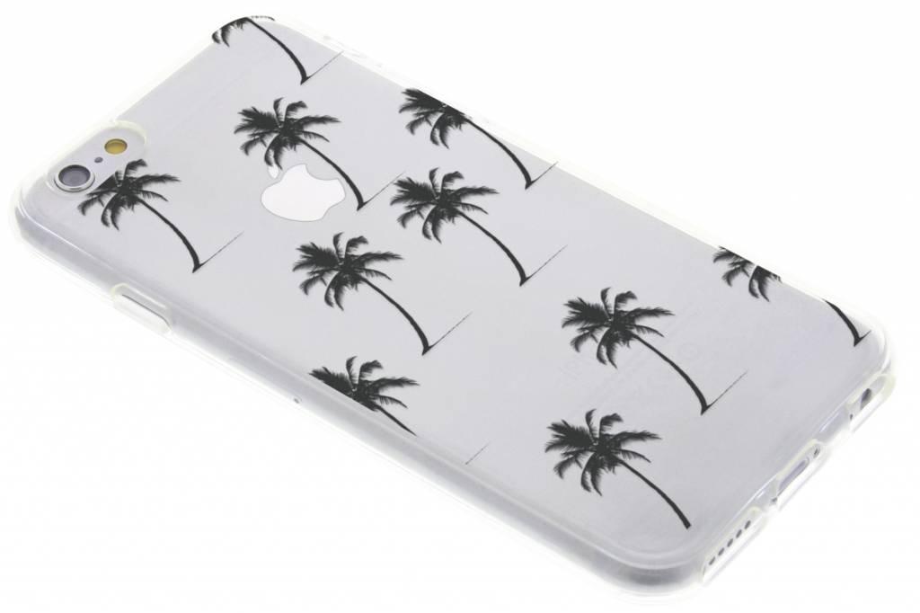 Palmtrees design siliconen hoesje voor de iPhone 6 / 6s