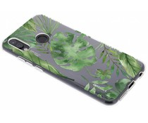 Design TPU hoesje Huawei P20 Lite