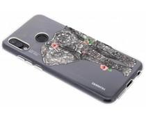 Dieren design TPU hoesje Huawei P20 Lite