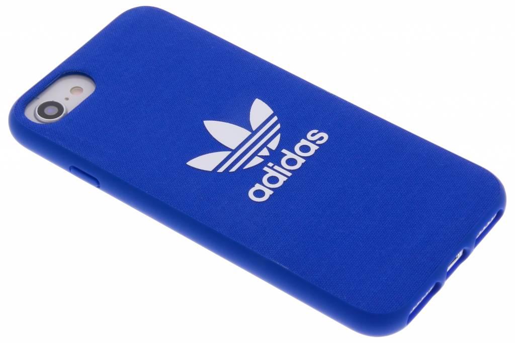 adidas Originals Blauwe Adicolor Moulded Case voor de iPhone 8 / 7 / 6s / 6