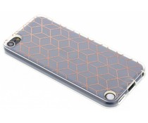 Cubes design TPU hoesje iPod Touch 5g / 6g