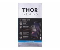 THOR Zwart 9H+ Full Screen Glass Screen Protector Galaxy S8