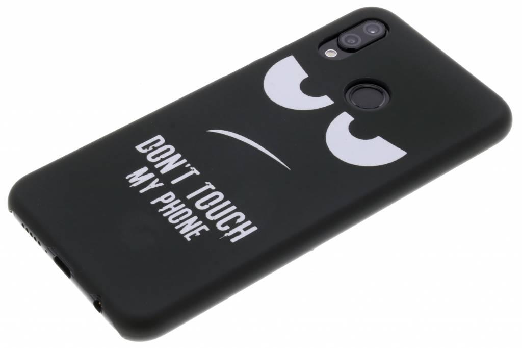 Ne Pas Toucher La Conception, Étui Rigide Pour Lite Huawei P8