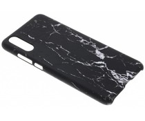 Marmer look hardcase hoesje Huawei P20