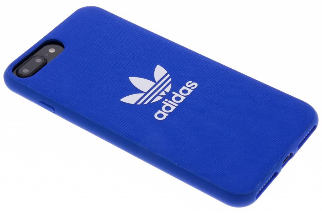 Blauwe Adicolor Moulded Case voor de iPhone 8 Plus-7 Plus-6(s) Plus