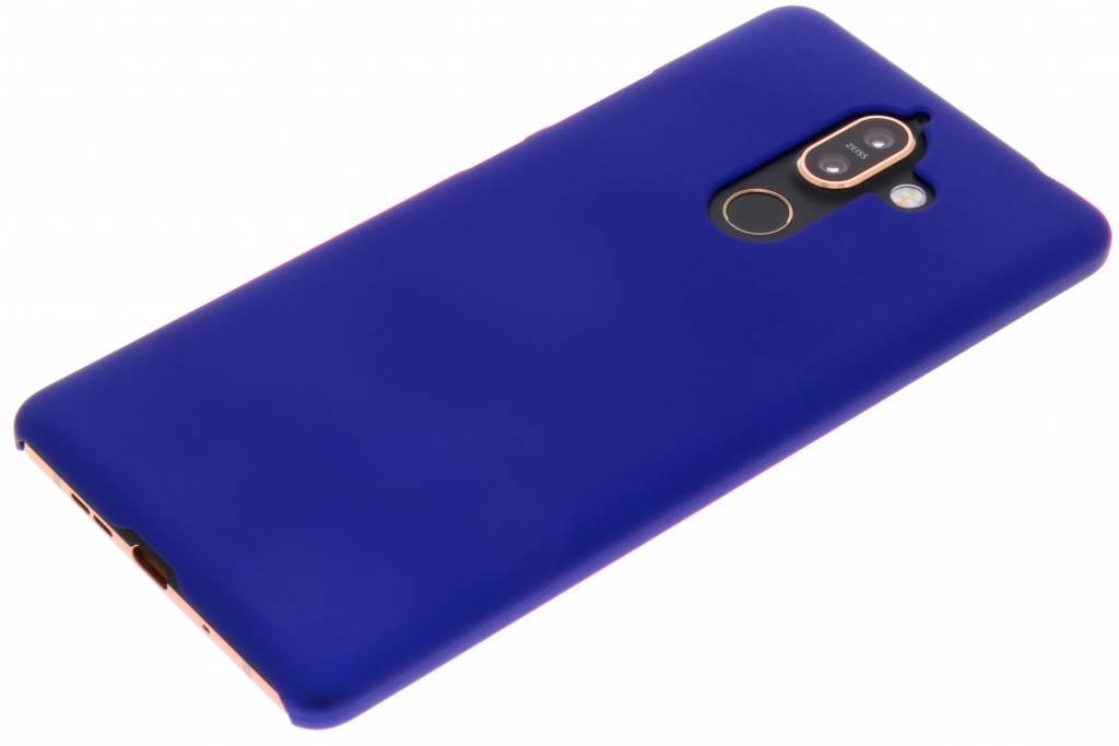 Bleu Clair Couverture Étui Rigide Pour Nokia 7 vBfw7aXk