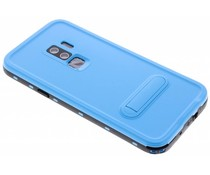 Redpepper Blauw Dot Waterproof Case Samsung Galaxy S9 Plus