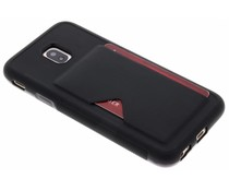 Dux Ducis Zwart Cardslot Hardcase Samsung Galaxy J3 (2017)