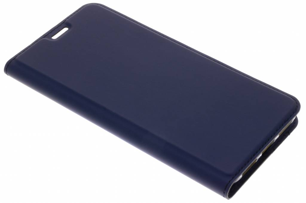 Dux Ducis Blauwe Slim TPU Booklet voor de Asus ZenFone 5 Lite