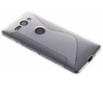 Transparant S-line TPU hoesje Sony Xperia XZ2 Compact