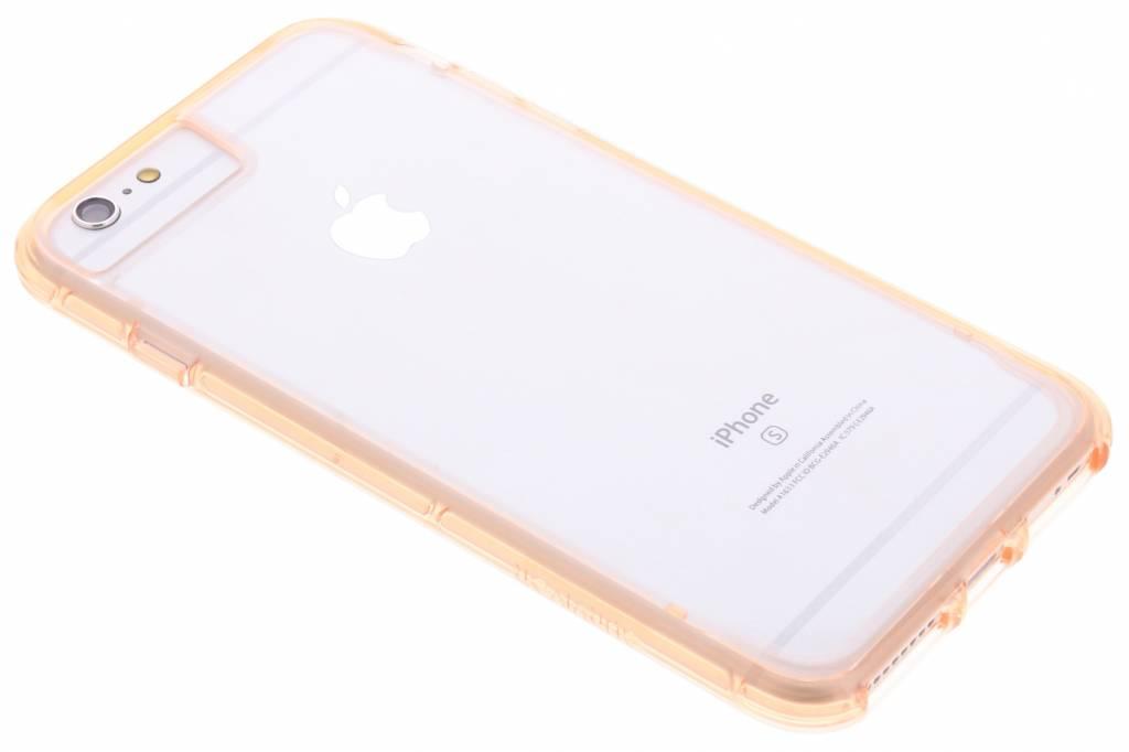 Roze Survivor Clear Case voor de iPhone 8 Plus / 7 Plus / 6(s) Plus