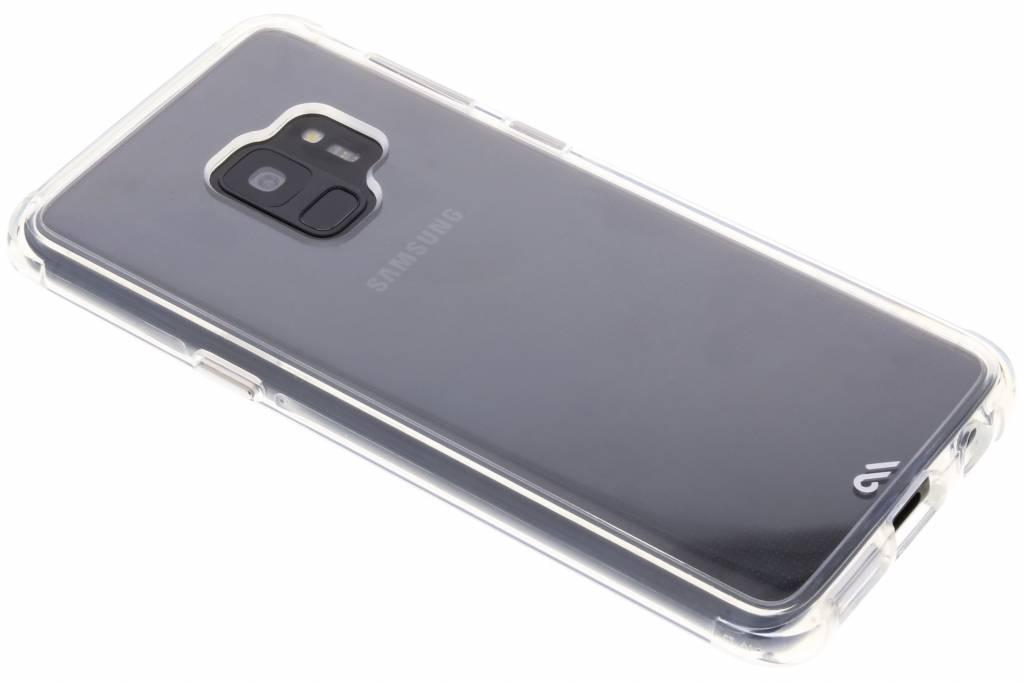 Case-Mate Transparante Tough Clear Case voor de Samsung Galaxy S9
