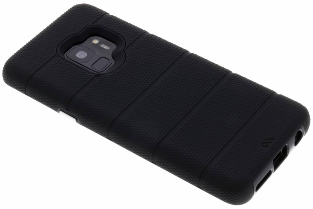 Case-Mate Zwarte Tough Mag Case voor de Samsung Galaxy S9