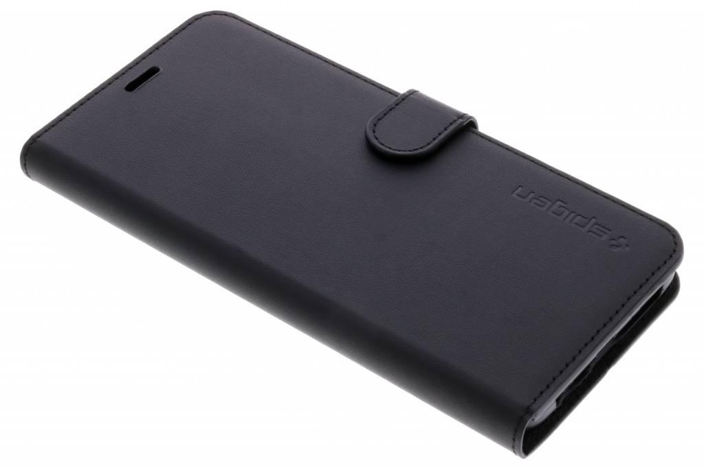 Zwarte Wallet S™ Booktype voor de Samsung Galaxy S9 Plus