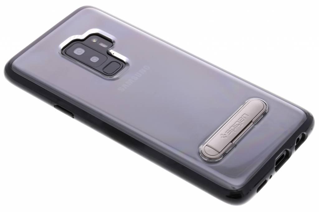 Zwarte Ultra Hybrid™ S Case voor de Samsung Galaxy S9 Plus