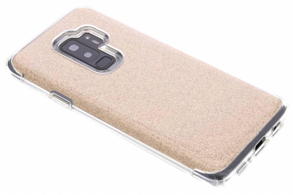 Gouden Slim Armor™ Crystal Glitter Case voor de Samsung Galaxy S9 Plus