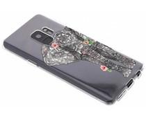 Dieren design TPU hoesje Samsung Galaxy S9