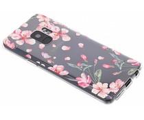Bloesem TPU hoesje Samsung Galaxy S9