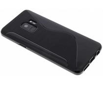Zwart S-line TPU hoesje Samsung Galaxy S9