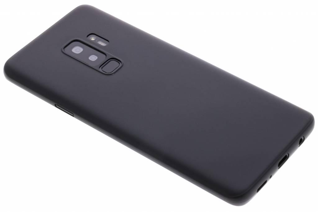Zwarte Air Skin™ voor de Samsung Galaxy S9 Plus