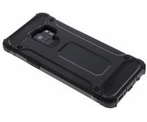Zwart Rugged Xtreme Case Samsung Galaxy S9