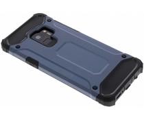 Donkerblauw Rugged Xtreme Case Samsung Galaxy S9