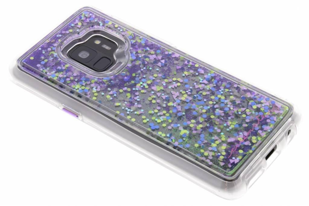 Case-Mate Paarse Waterfall Glow Case voor de Samsung Galaxy S9