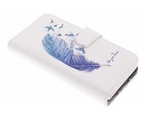 Design TPU portemonnee Huawei P Smart