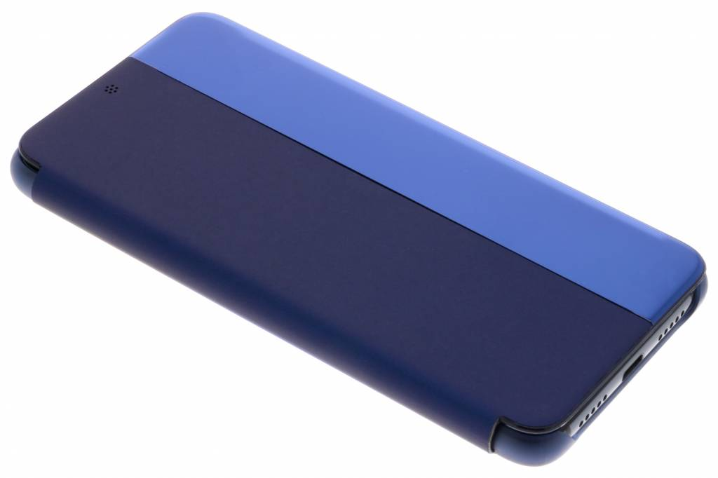 Huawei Blauwe Smart View Flip Cover voor de Huawei P20