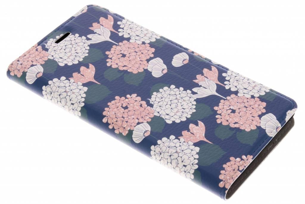 Bloemen pastel Design Booklet voor de Nokia 8