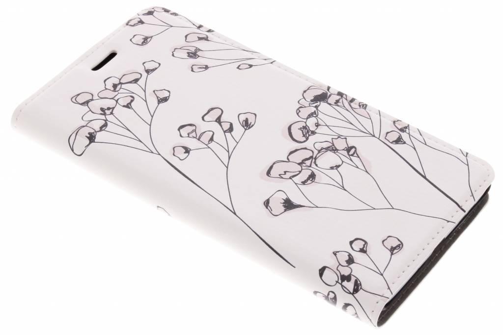 Bloemen Design Booklet voor de Nokia 8