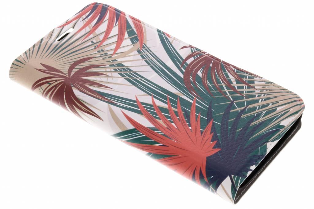 Botanic Design Booklet voor de Motorola Moto G5S Plus