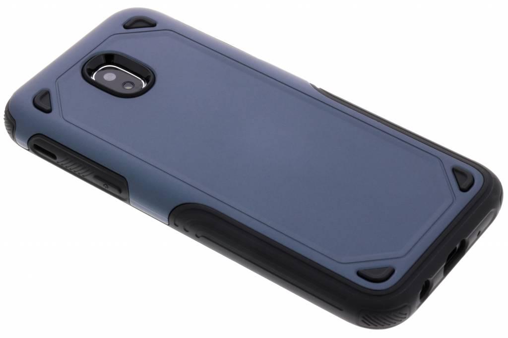 Blauw Rugged hardcase hoesje voor de Samsung Galaxy J5 (2017)