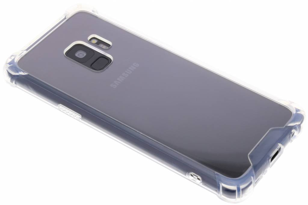 Accezz Transparante Xtreme TPU Cover voor de Samsung Galaxy S9