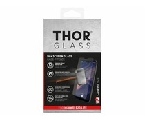 THOR 9H+ Case-Fit Glass Screen Protector Huawei P20 Lite