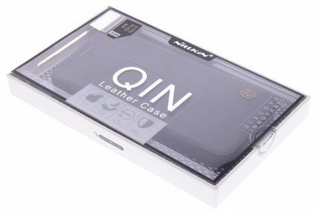 Type De Livre En Cuir Brun Qin Intelligent Pour Samsung Galaxy S, Plus S9