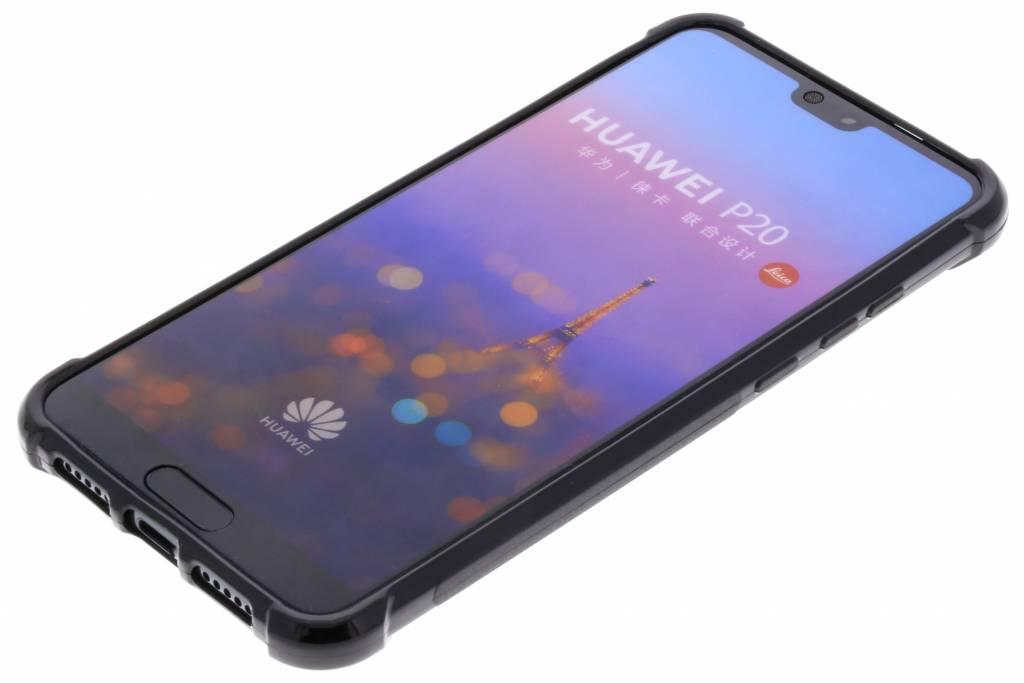 Xtreme Étui En Silicone Rose Pour Huawei P20 ZYa38f21